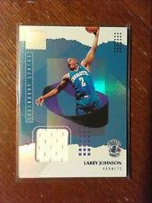2018-19 Status Larry Johnson Legendary Status Jersey Charlotte Hornets NBA Gift