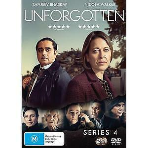 Unforgotten - Series 4 DVD, 2021 ****NEW SEALED**** Region 4  Season Four