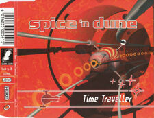 Spice 'n Dune Maxi CD Time Traveller - Germany (M/VG)