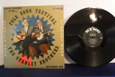 The Stanley Brothers, Folk Song Festival, King 791,1962 Bluegrass