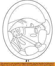 CHRYSLER OEM 2004 Sebring-Steering Wheel WG221TMAB