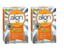 Align Probiotic Supplement - SET OF (2) 42 CT - 24/7 Digestive Support EX +2019