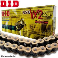 DID Kette Aprilia MX125 Supermotard Bj.2006 TZ X-Ring 520VX2 gold/schwarz Clip