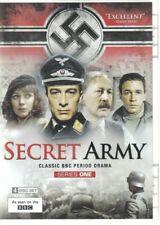 DVD: Secret Army - Series 1, Various. Good Cond.: Bernard Hepton