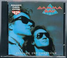 GAMMA RAY HEADING FOR TOMORROW CD ARMANDO CURCIO ED.