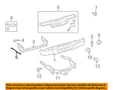 TOYOTA OEM 07-13 Tundra Rear Bumper-Side Support 521780C030