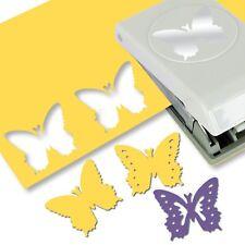 EK Tools Stanzer Schmetterling Butterfly 3in1 - Motivstanzer Stanze Sommer