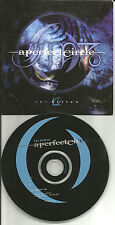 Tool A PERFECT CIRCLE Hollow CARDED SLEEVE 2000 UK PROMO CD Single USA SELLER