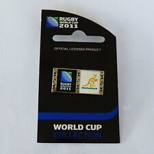 Rugby World Cup RWC 2011 Wallabies Australia Event Pin