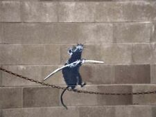 Banksy Contemporary (1980-Now) Art Posters