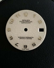 Rolex Silver Jubilee Anniversary Dial For 31mm Datejust Watch