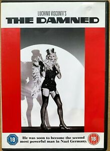 The Damned DVD ~ 1969 Visconti nazi Germany Classic with Dirk Bogarde