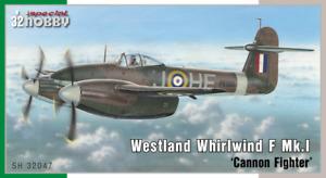 Special Hobby 1/32 Model Kit 32047 Westland Whirlwind Mk.I