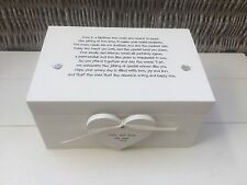 Shabby Personalised Chic Lesbian Wedding Present EXTRA LARGE Gift Memory Box