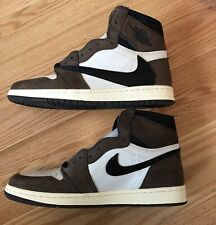 Custom Jordan 1 High Travis Scott US 10 Shoes