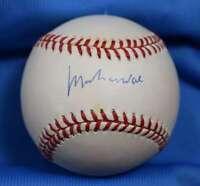 Muhammad Ali Signed Jsa Coa National League Onl Baseball Autograph Authentic