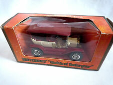 MATCHBOX Y-1 1911 MODEL T FORD / MODELS OF YESTERYEAR /  MINT IN BOX