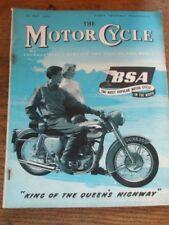 May Motor Cycle Weekly Magazines