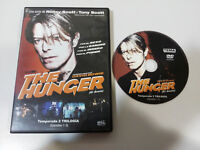 The Hunger DAVID BOWIE Ridley Scott Stagione 2 - Episodi 1-3 DVD - 3T