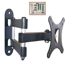"Wall Mount Bracket para 15 19 22 24"" LED LCD TV de 3D inclinación giratoria de buena calidad"