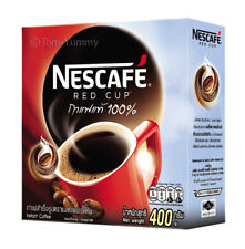 Nescafe Instant Coffee Red Cup Classic Ground Roasted Mixed Finely Thailand 400g
