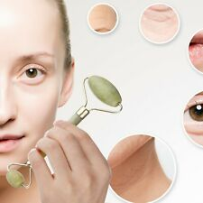 Jade Roller Facial Toner Rejuvenating Real Stone Sculptor