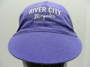 RIVER CITY BICYCLES - Portland, Oregon - One Size CASTELLI Cycling Cap Hat!