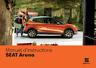 Seat Arona Guide d'utilisation 2017, 2018, 2019, 2020 FRANÇAIS