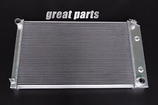 """3 ROWS RADIATOR FIT 1970-1977 Chevy Monte Carlo 28"""" WIDE CORE"""