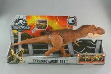 Jurassic World Thrash 'n Throw Tyrannosaurus Rex T-Rex Jurassic Park Mattel NEW