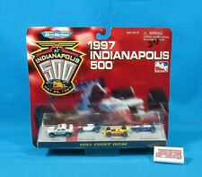 Vintage 1997 Micro Machines 81st Indianapolis 500 1997 First Row New on Card