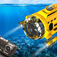 Electronic Infrared Camera Submarine Submariner Remote Control Underwater Toy