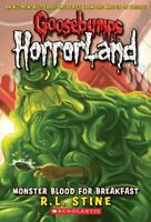 Monster Blood for Breakfast! (Goosebumps HorrorLand, No. 3) by R.L. Stine