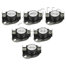6 Pack DC47-00018A Fits Samsung Dryer Thermal Fuse Thermostat