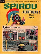 ▬► Spirou Hebdo - n°1395 du 7 Janvier 1965 - SANS mini-récit TBE