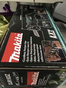 makita cordless reciprocating saw Brand New Boxed