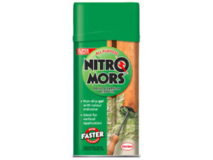 NitroMors All Purpose Craftman's Paint Varnish Remover henkel Decoration Lacquer