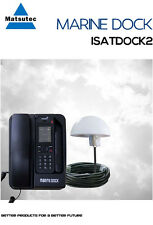 Marine Isatphone 2 Satellite Phone Dock Matsutec IsatDock2