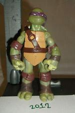Vintage Teenage Mutant Ninja Turtles Figure - Donatello - 2012 - Mouth Closed