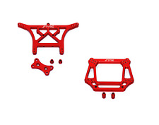 Traxxas 2wd Slash Stampede Rustler STRC Aluminum Front & Rear Shock Tower Set, R