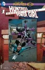 Huntress Power Girl World's Finest The New 52 Futures End #1 3D Cover DC Comics