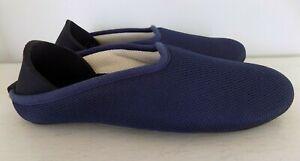 MAHABIS Navy Blue Women's Summer Slippers Size 39