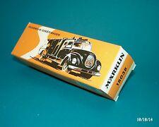 "M&B Marklin 18038 fire truck Magirius ""rundhauber"""