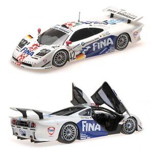 1/18 MINICHAMPS Mclaren F1 GTR BMW N°42 Lehto 24h Of Mans 1997 Free Domicil