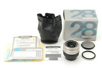 【TOP MINT in BOX】 Carl Zeiss Contax Biogon T* 28mm f2.8 For G1 G2 from JAPAN 538