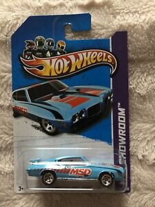 Hot Wheels 2013 '70 Pontiac GTO Judge