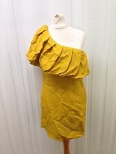 Womens River Island Dress - Uk8 - One Shoulder - Great Condition