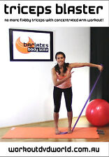 Arms Workout EXERCISE DVD - Barlates Body Blitz - TRICEPS BLASTER!