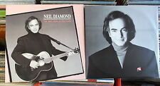 NEIL DIAMOND LP: THE BEST YEARS OF OUT LIVES (UK; CBS ‎– 463201 1)