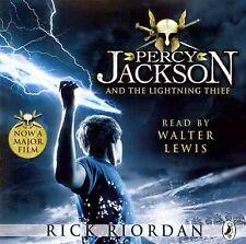 Percy Jackson and the Lightning Thief, CD/Spoken Word by Riordan, Rick, Brand...